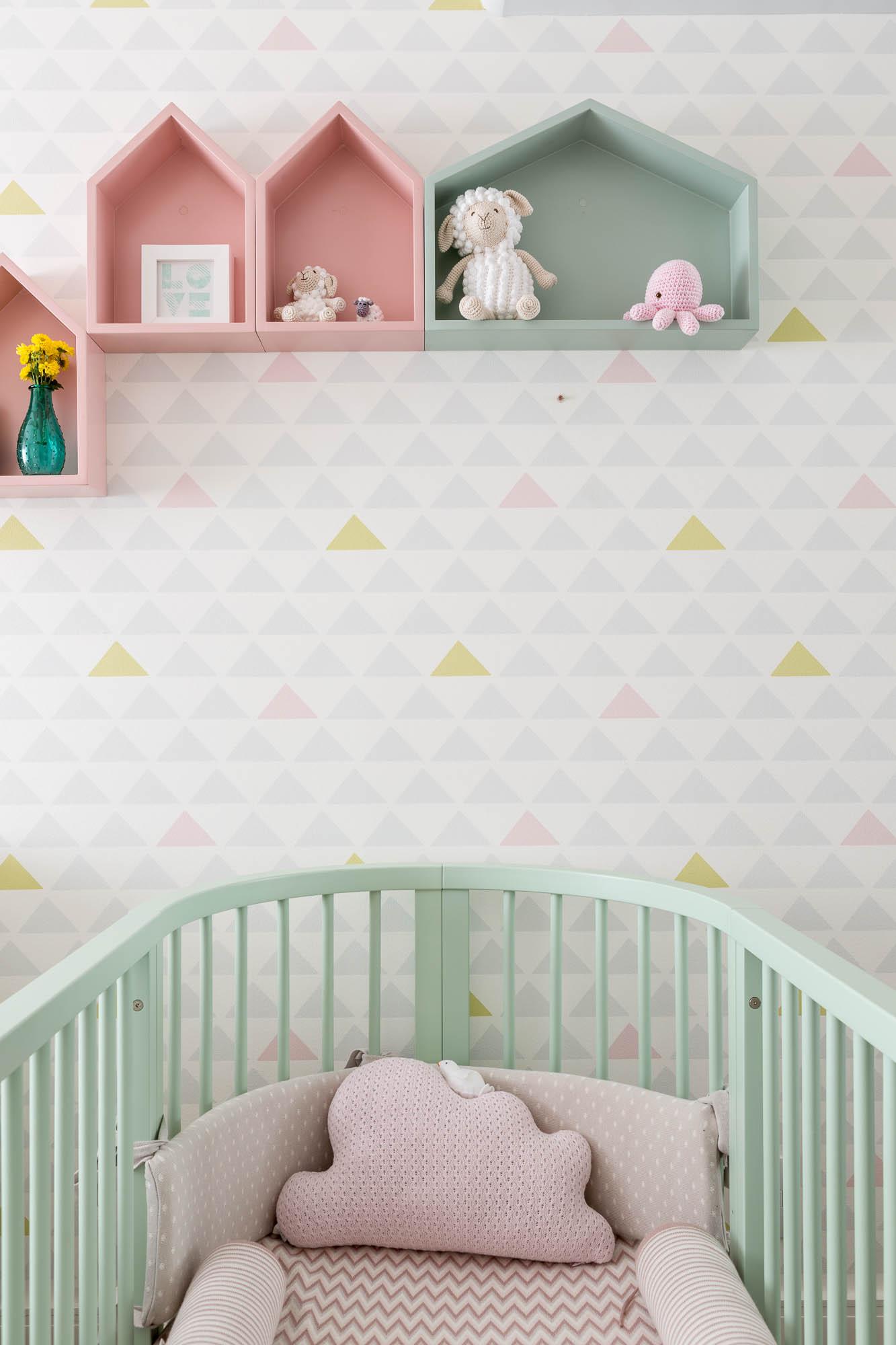 Quarto De Menina 5 Temas Para Decora O ~ Como Decorar Quarto De Bebe Menina
