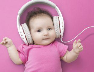 audição do bebê