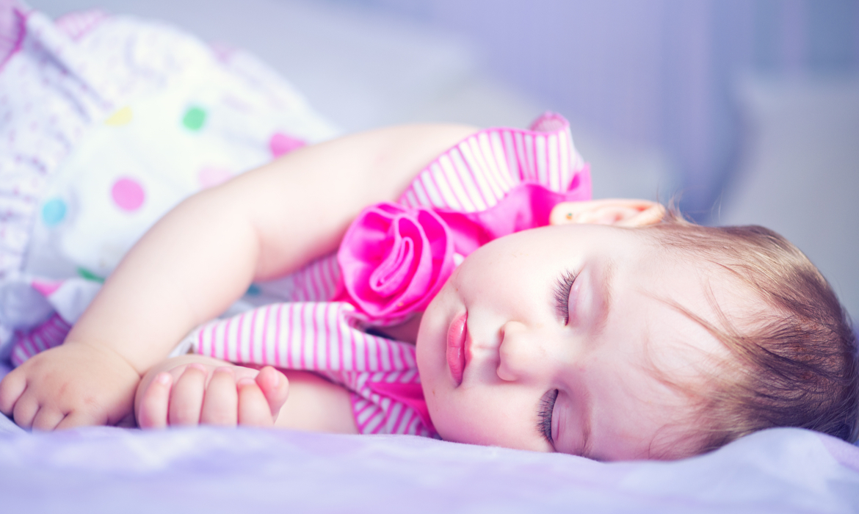 bebê dormir