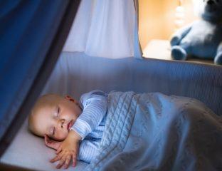 bebê dormir bem
