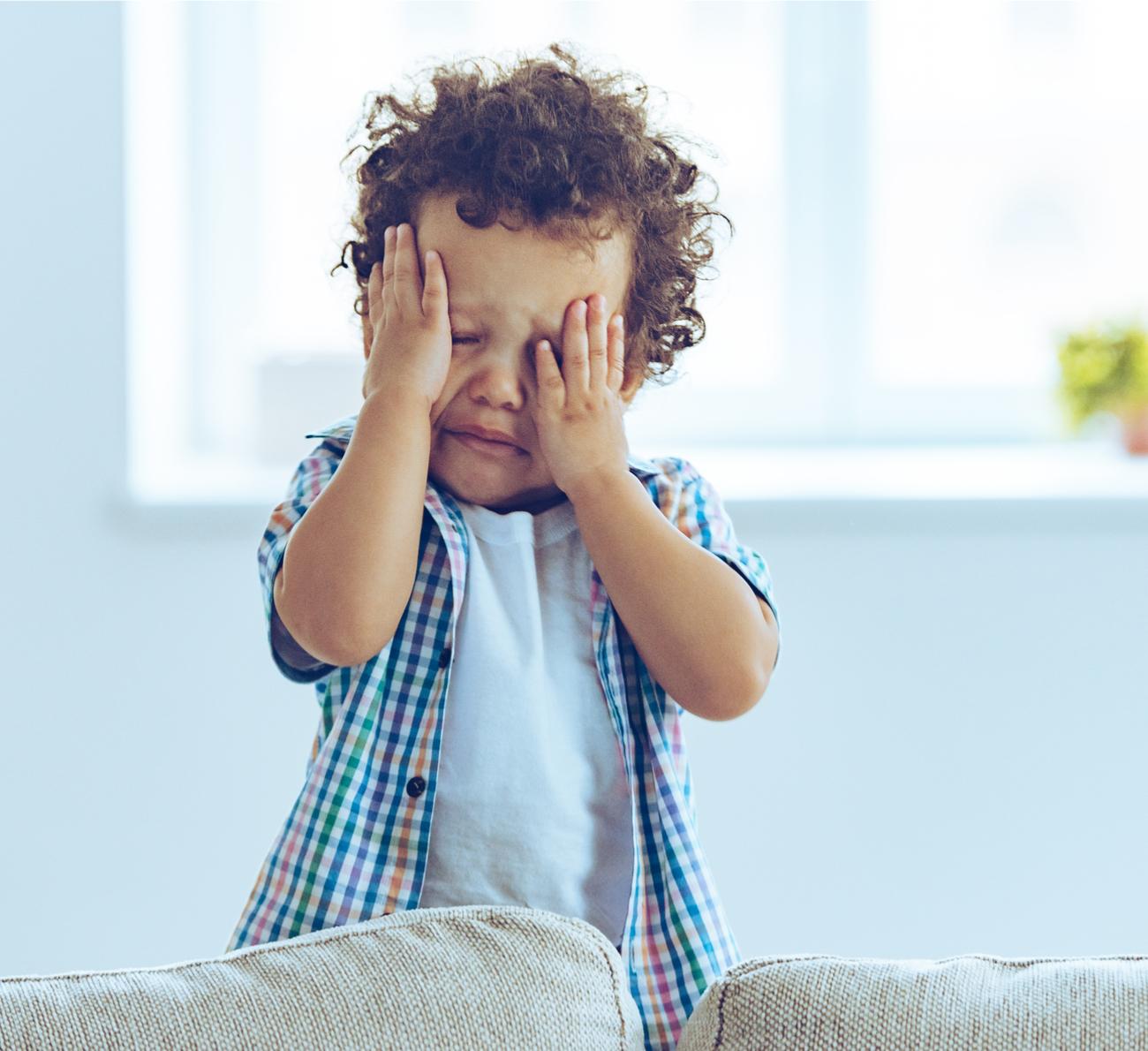sentimentos das crianças