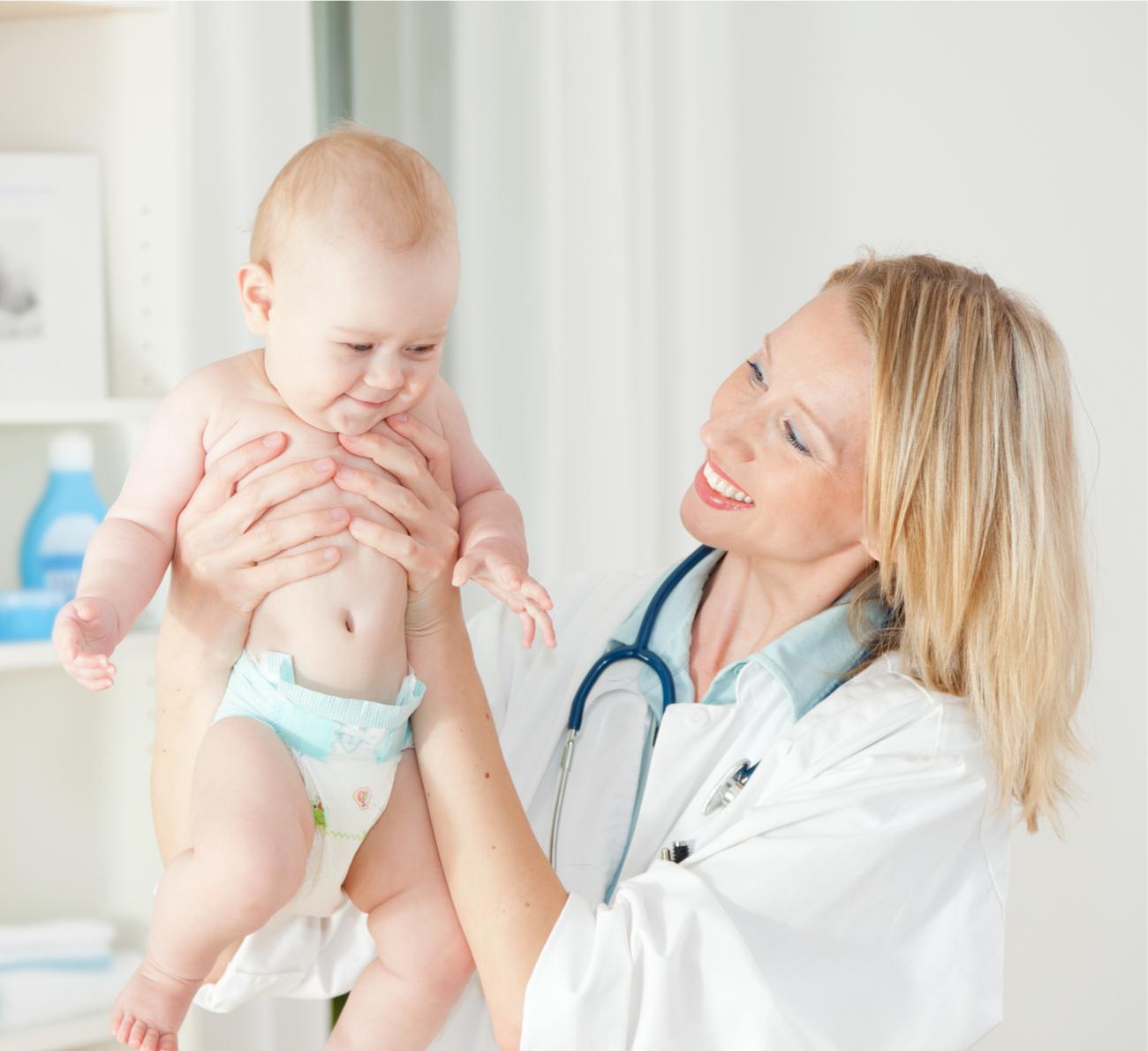escolher o pediatra