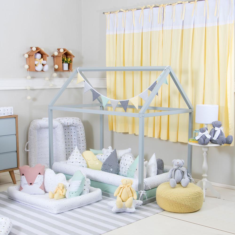 quarto montessoriano para menina