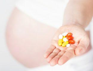 vitaminas na gravidez