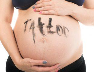gravida pode fazer tatuagem