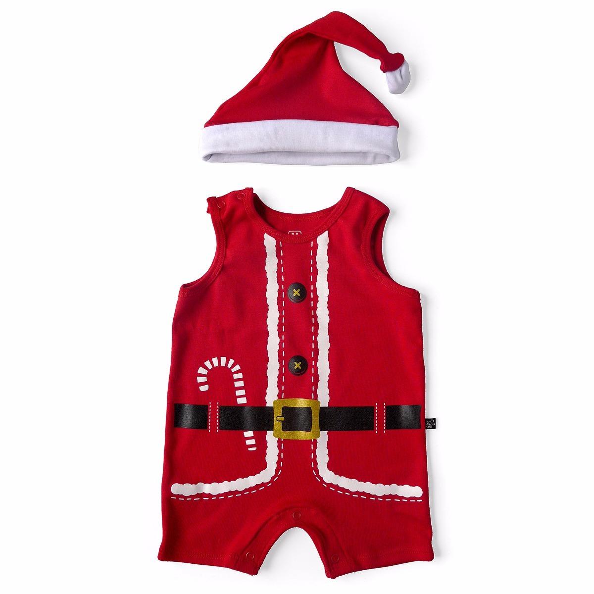 roupinhas de bebê para o Natal