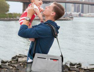 bolsas maternidade masculina