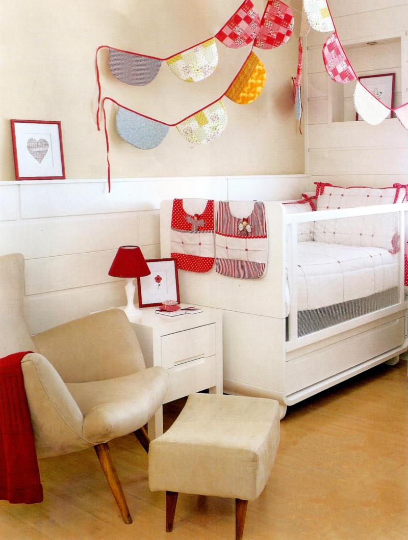tendências na decoração de quarto de bebê