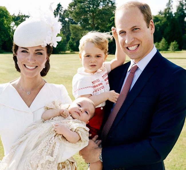 parto na família real