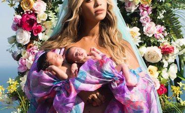 famosas mães de gêmeos