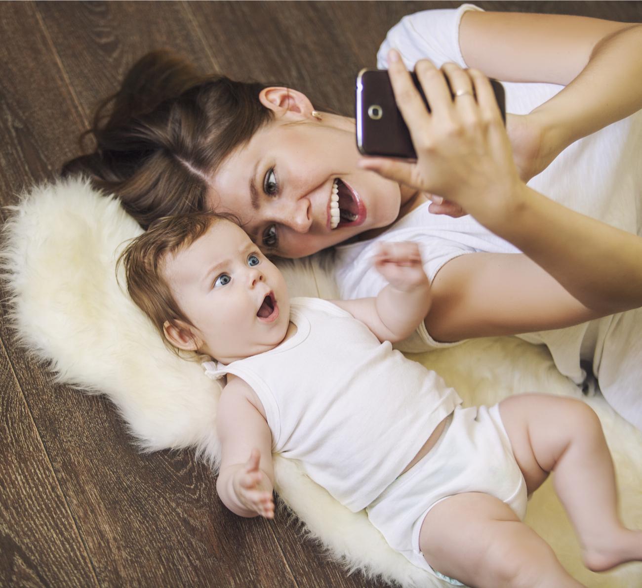 aplicativo para mães