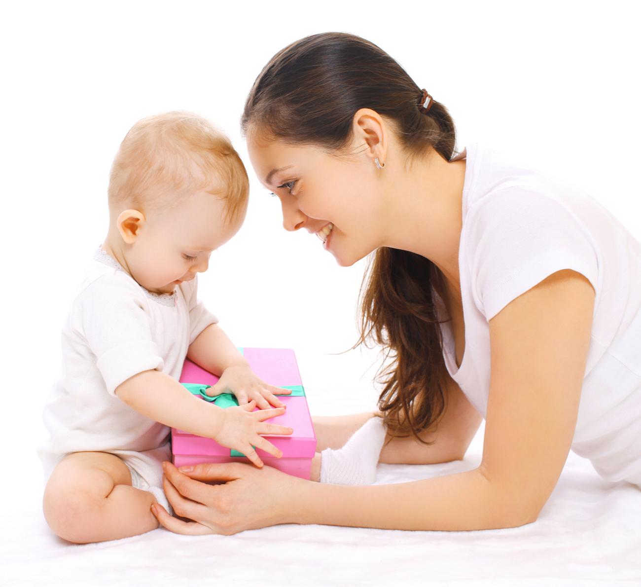 presente para recém-nascido