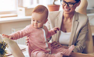 conciliar maternidade e trabalho