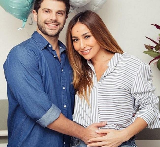 gravidez de sabrina sato