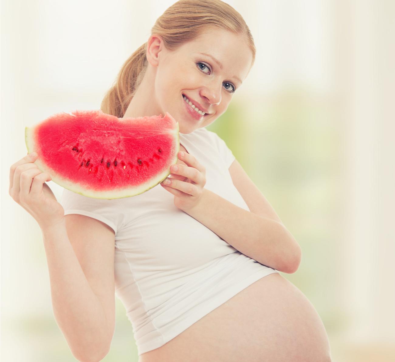 frutas na gravidez