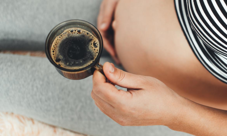 grávida pode tomar café