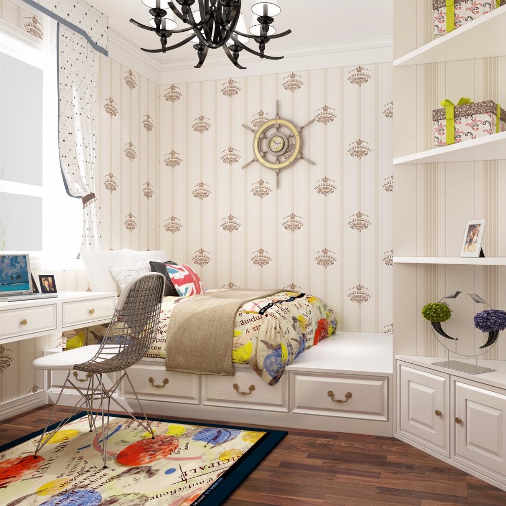 Como transformar o quarto de beb em quarto infantil - Papel infantil para pared ...