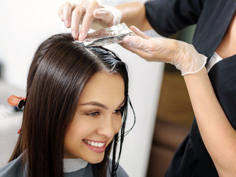 tingir cabelo na gravidez