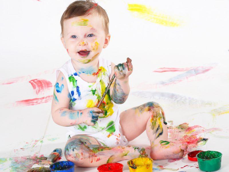Smash the Paint