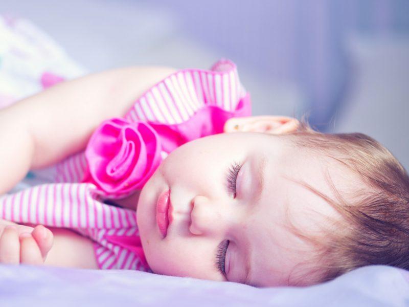 fazer o bebê dormir