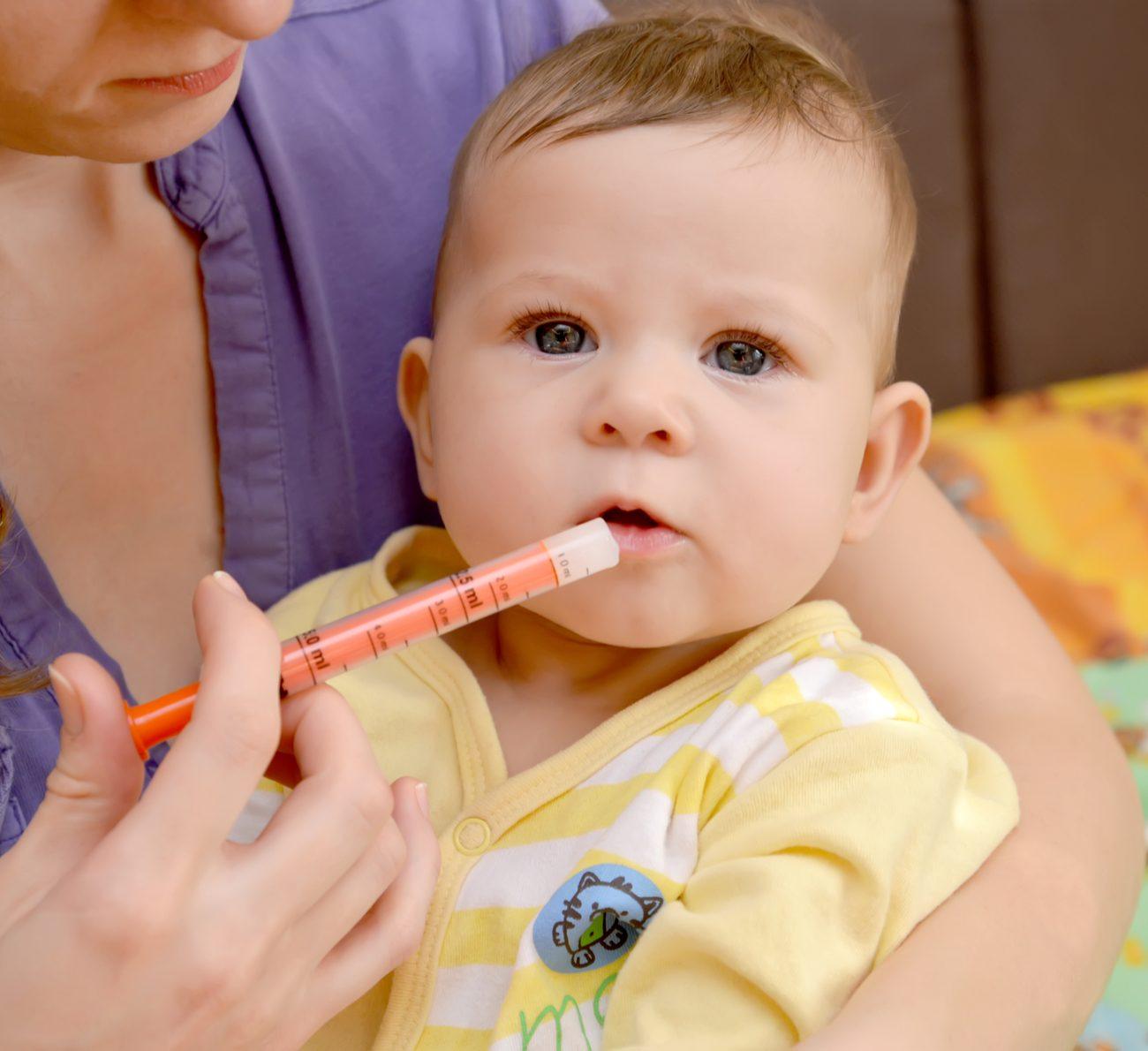 antibiótico para criança
