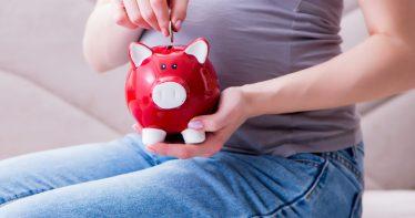 finanças na gravidez