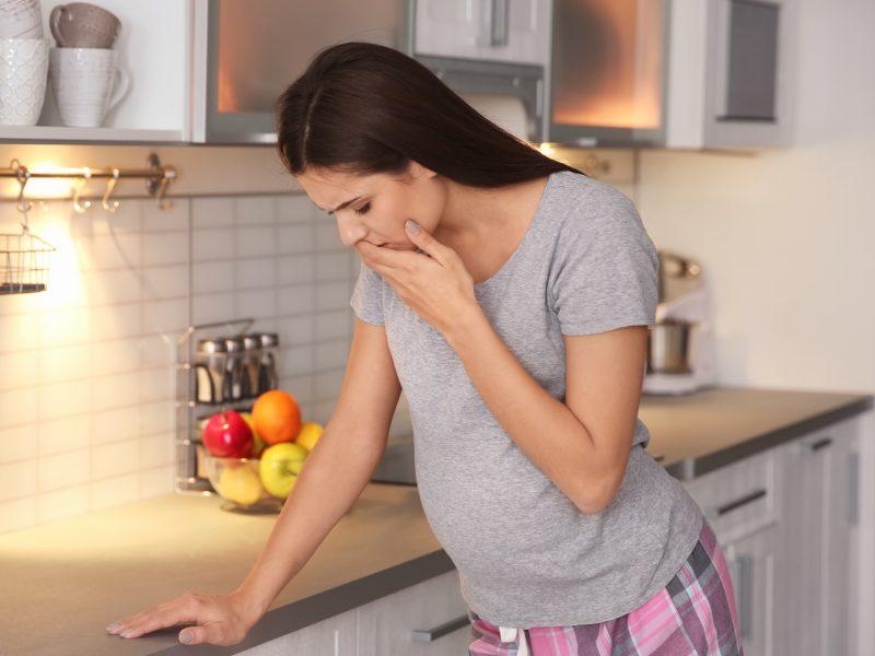 gastrite na gravidez