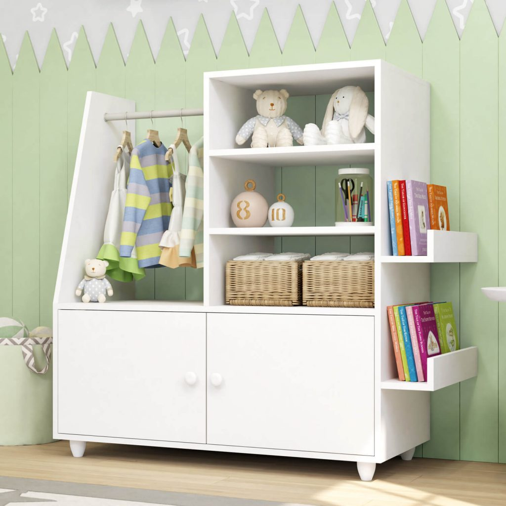 móveis para quarto montessoriano