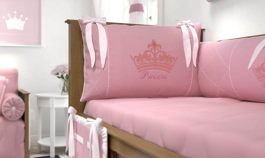 kit berço princesa