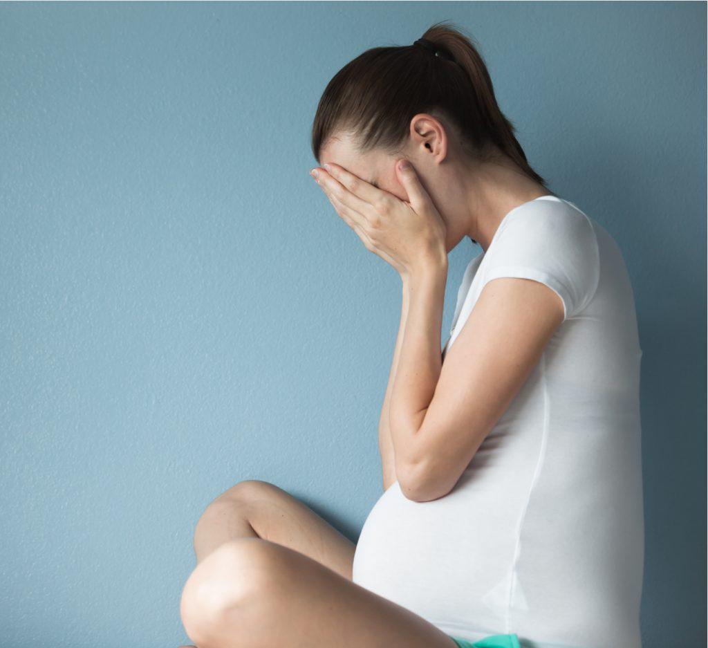 separação na gravidez