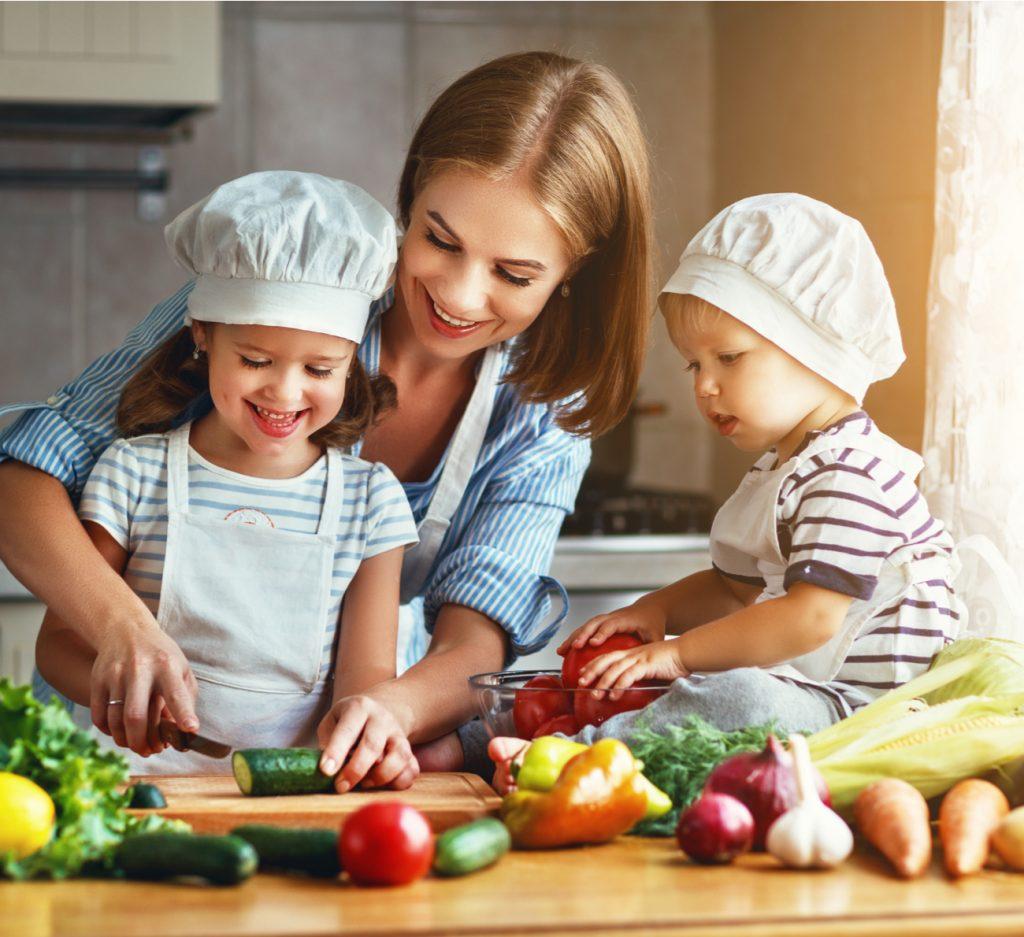 mães saudáveis