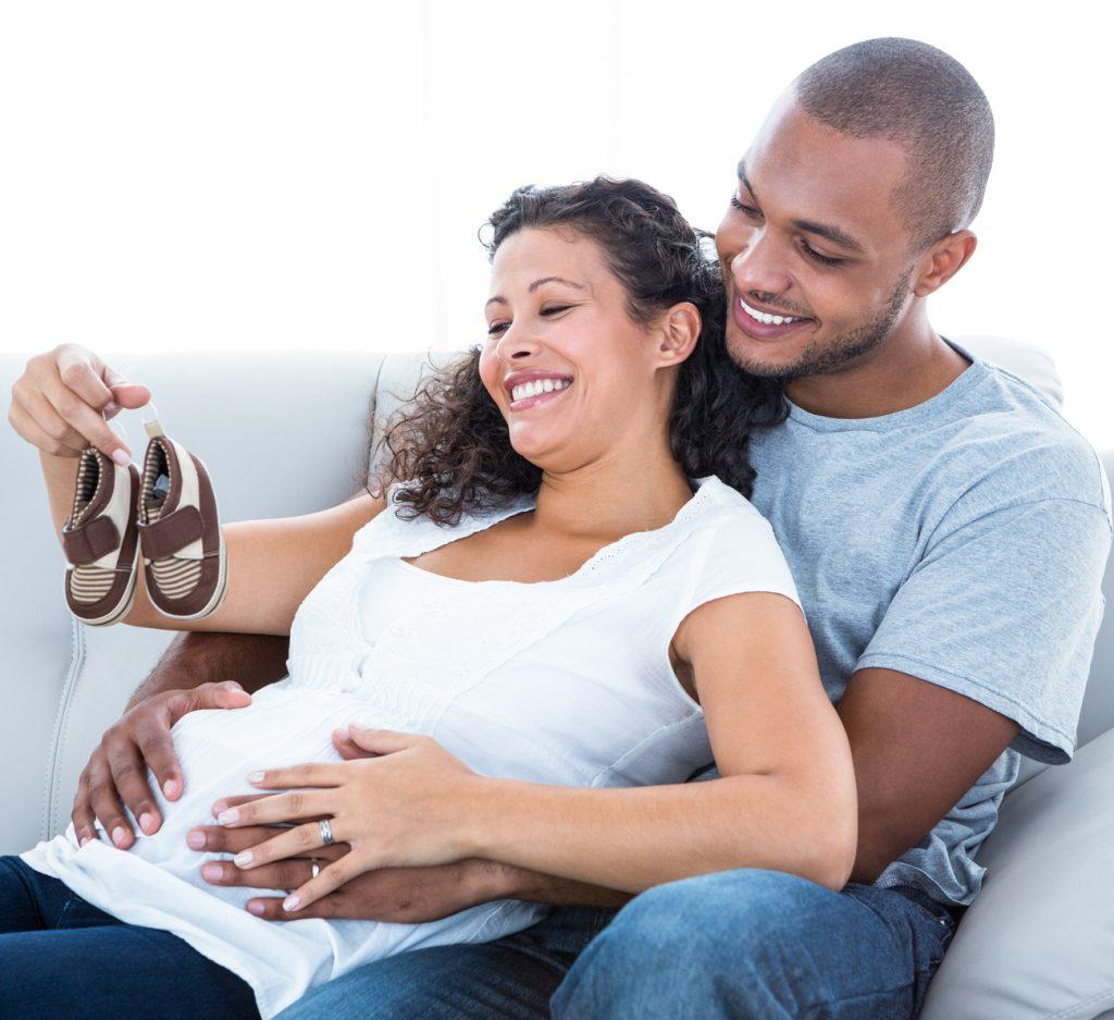 participação do pai na gravidez