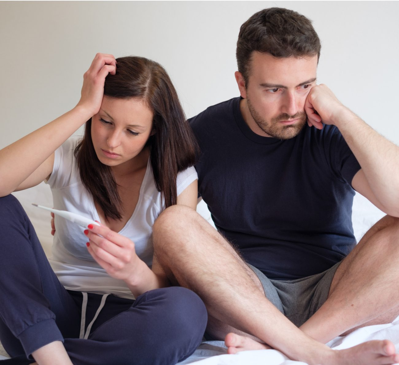 estresse causa infertilidade