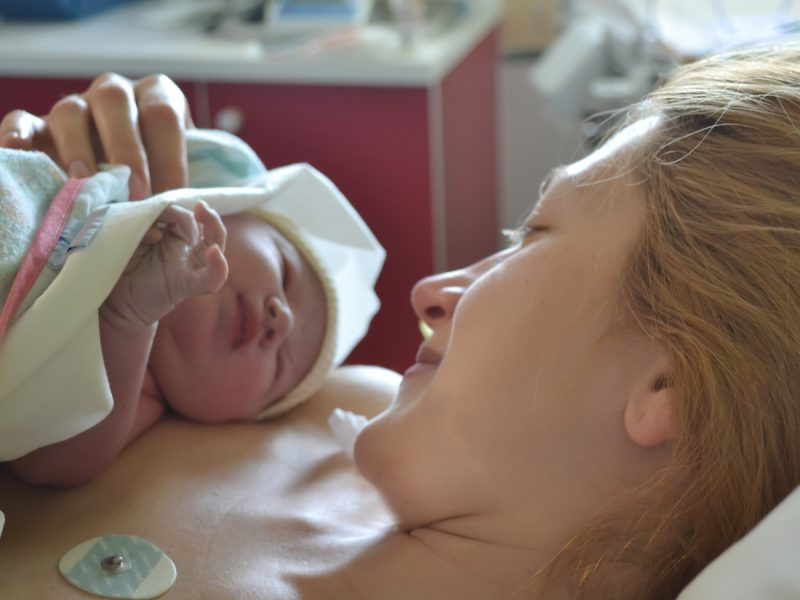 inchaço pós-parto