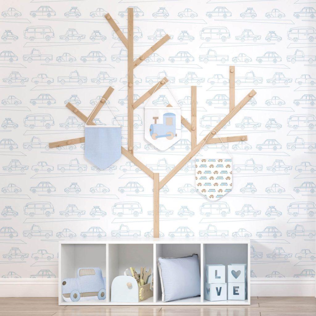 cabideiro árvore