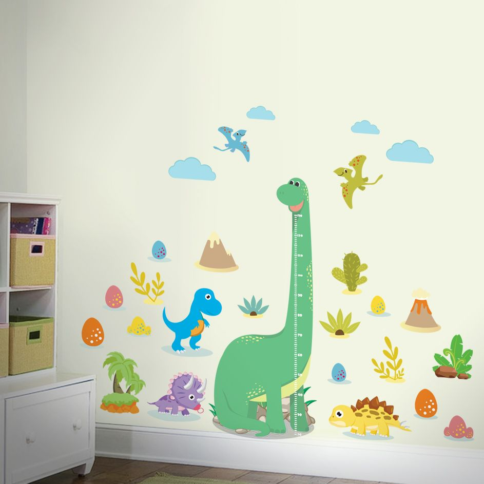 Quarto de Bebê Dinossauro