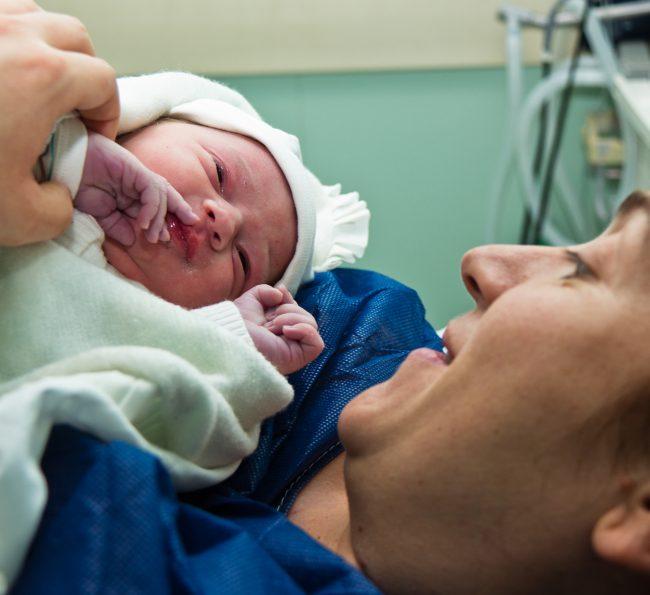 Autoestima no pós-parto