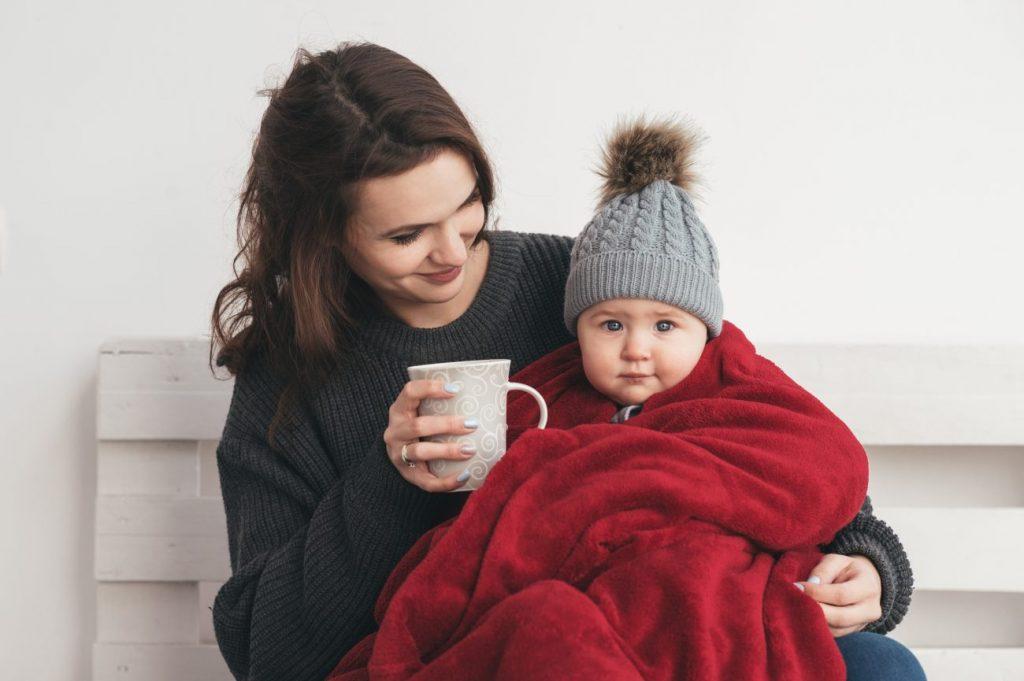 cuidados com a saúde do bebê