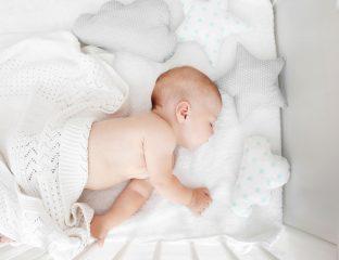 como fazer o bebê dormir