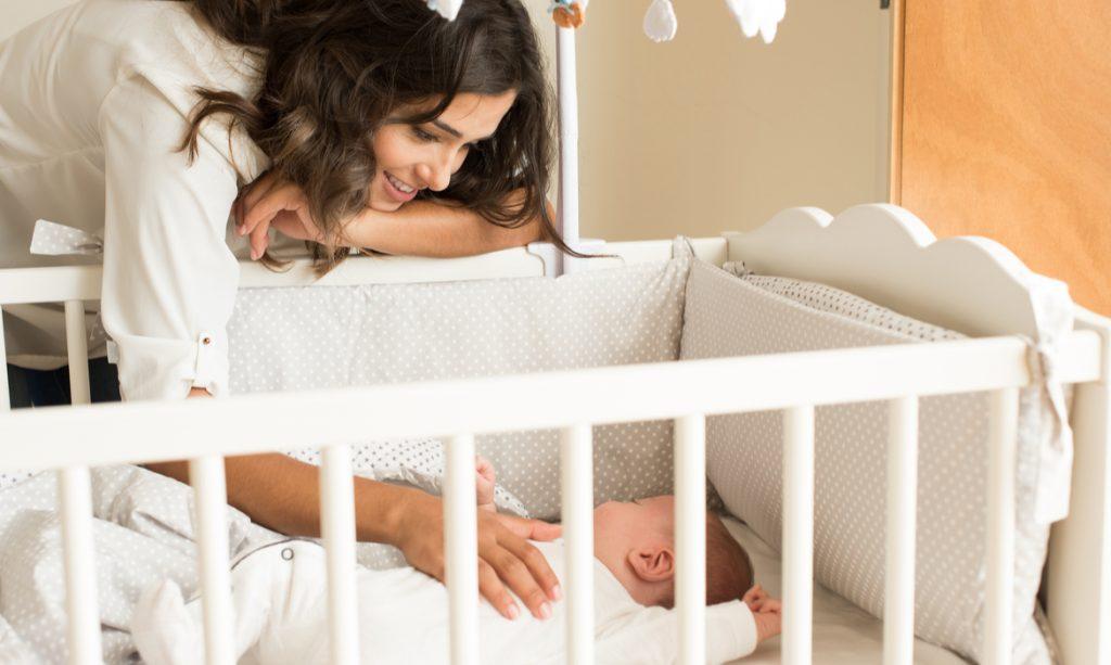 Como fazer o bebê dormir a noite toda