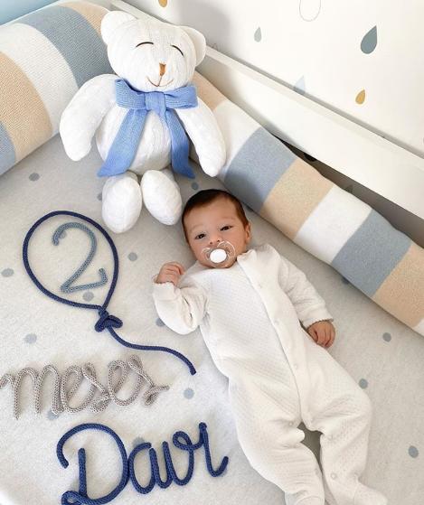 mesversário do bebê