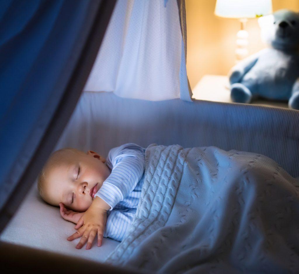dormir no escuro