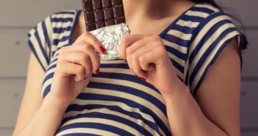 pode comer chocolate