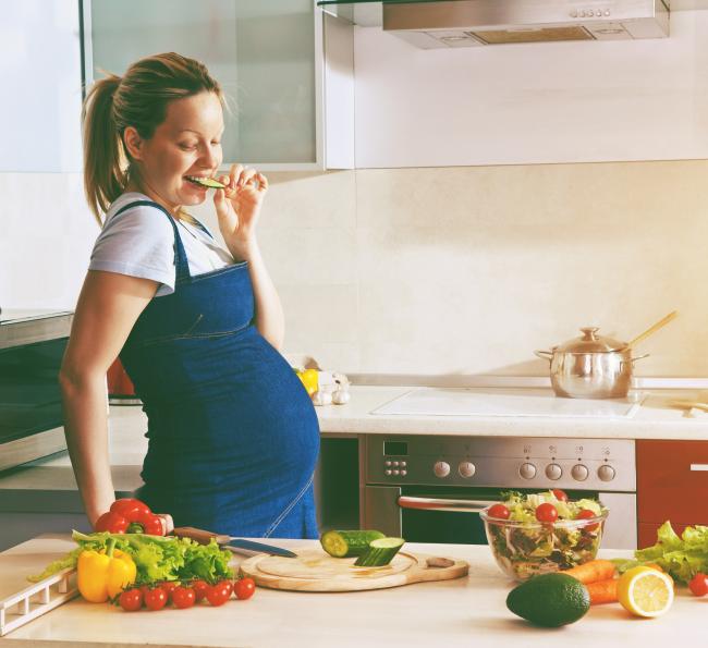 veganismo na gravidez